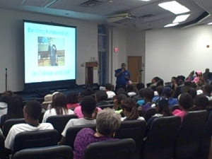 Presenting at Tennessee State University