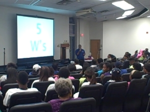 Presentation at Tennessee State University
