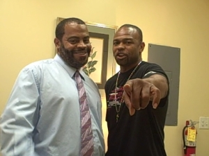 DERRICK Interview with Roy Jones, Jr.