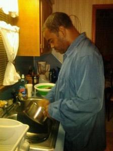 DISH Man