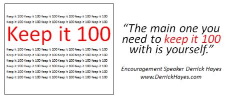 keepit100