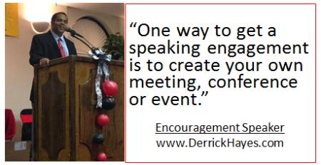 SpeakingEngagement