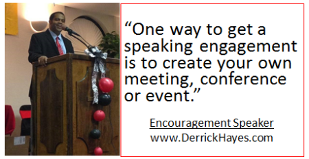 SpeakingEngagement